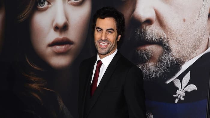 Sacha Baron Cohen's latest movie project, Grimsby, is being filmed in South Africa